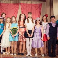 Детская группа с 7-13 лет.