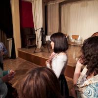 Закулисье и репетиции